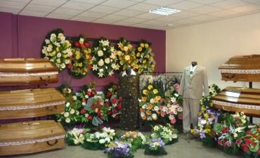 Sklep pogrzebowy
